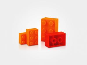 Hjemmelaget Lego